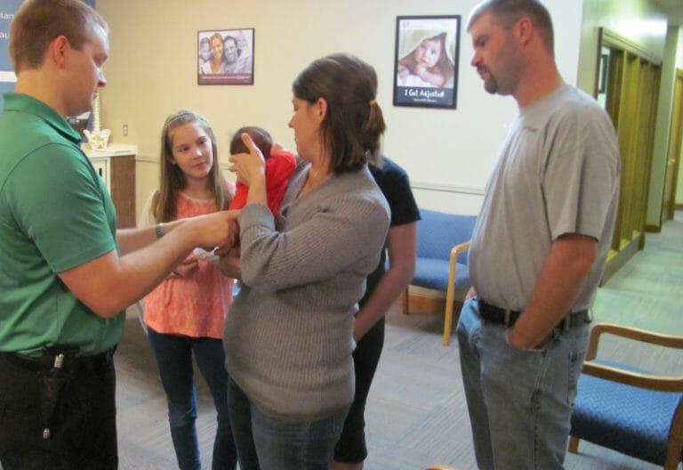 Chiropractor Greenville OH serving adults, children, babies/infants